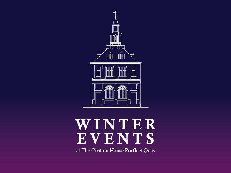 winter events at the custom house