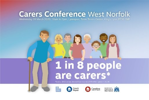 Carers conference picture