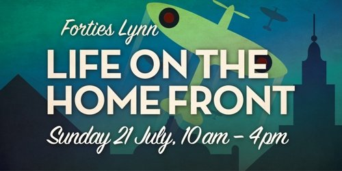 Forties Lynn poster