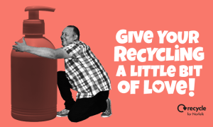 Give your recycling a little bit of love