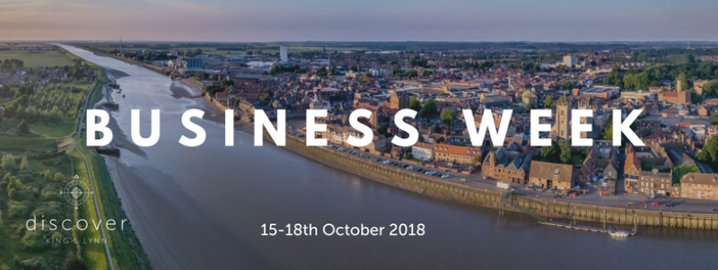 Business week 15th-18th october 2018