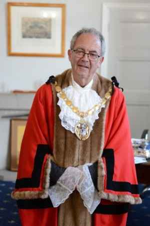 Mayor of King's Lynn & West Norfolk, Cllr Geoff Hipperson