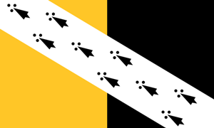 Norfolk county flag