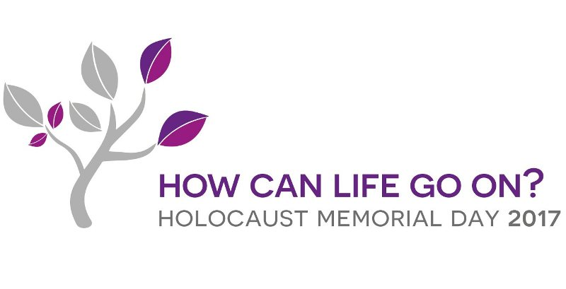 How can life go on? Holocaust Memorial Day 2017