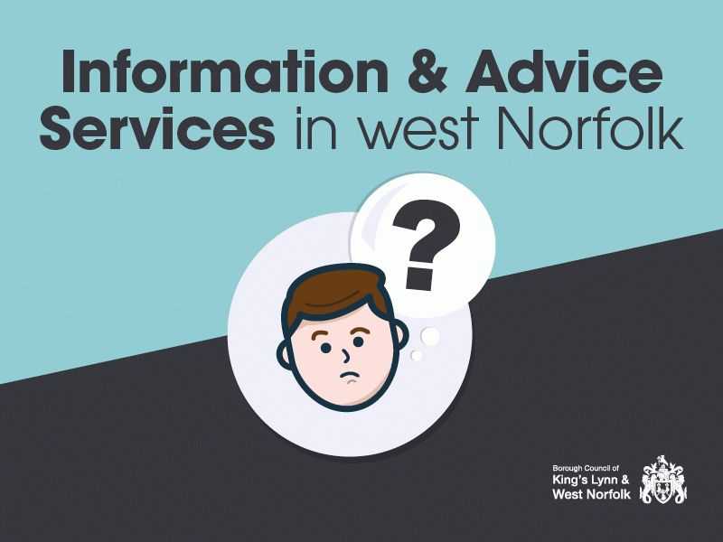 Information and Advice Services in west Norfolk