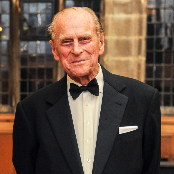 His Royal Highness the Duke of Edinburgh