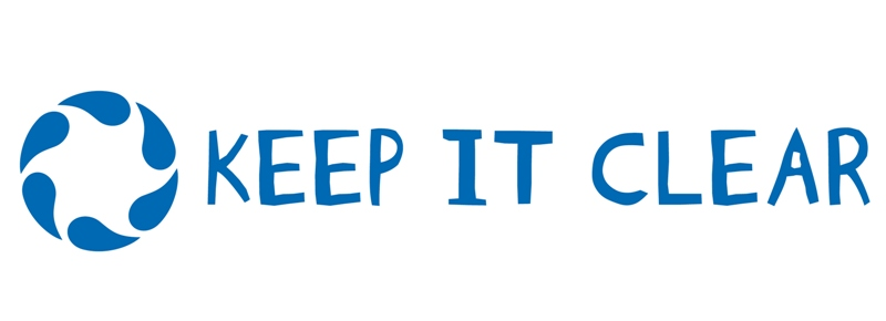 Keep it clear logo