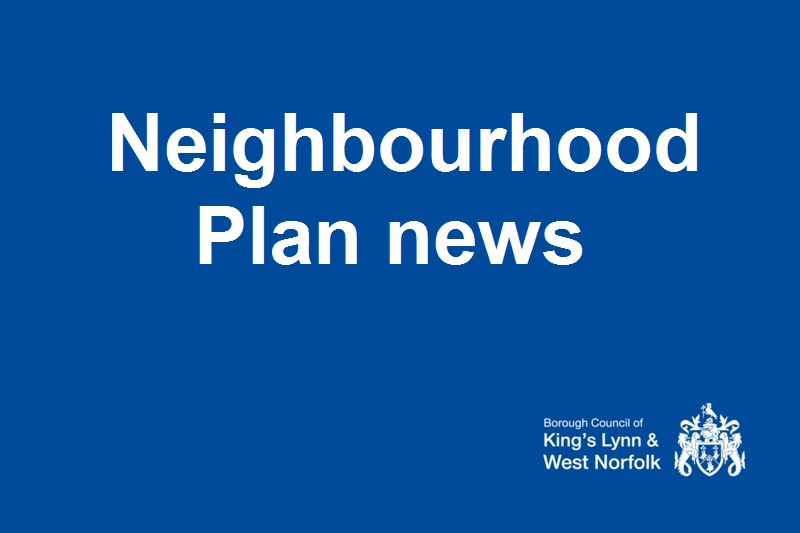 Neighbourhood Plan news